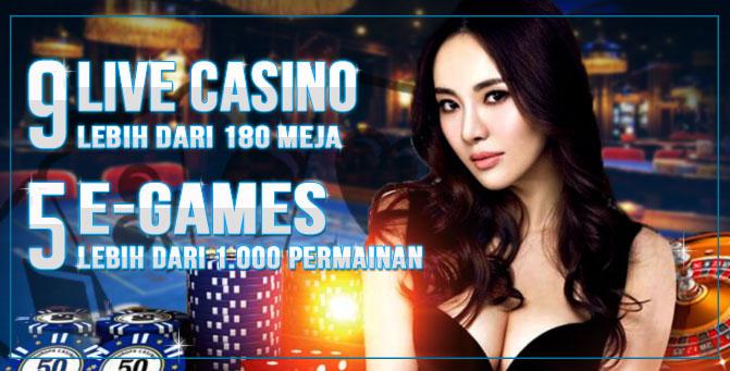 situs agen judi casino terbesar
