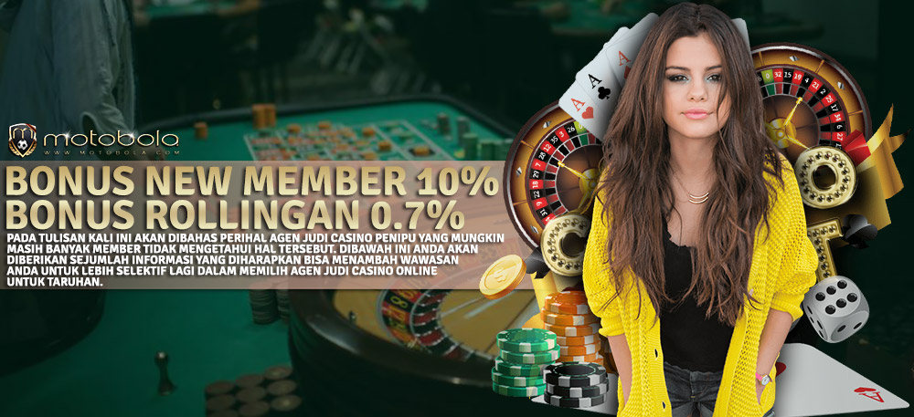 Ciri-ciri Agen Judi Casino Terpercaya