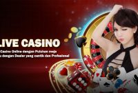 agen judi casino deposit termurah